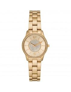 Michael Kors orologio donna Runway. In acciaio inossidabile di colore gold. MK6618