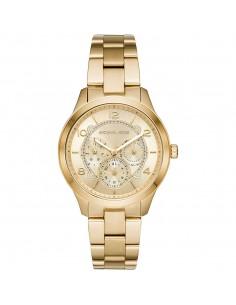 Michael Kors orologio donna Runway. In acciaio inossidabile di colore gold. MK6588
