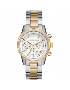 Michael Kors orologio donna Ritz . In acciaio di colore gold MK6474
