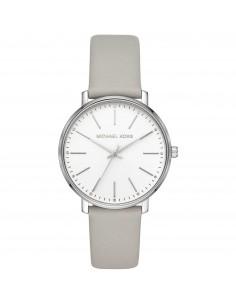 Michael Kors orologio donna Pyper. In acciaio inossidabile di colore silver MK2797
