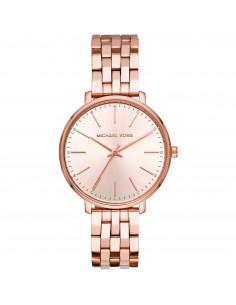Michael Kors orologio donna Pyper. In acciaio inossidabile di colore rose? MK3897