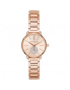 Michael Kors orologio donna Portia. In acciaio inossidabile di colore rose gold. MK3839