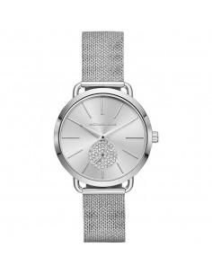 Michael Kors orologio donna Portia. In acciaio inossidabile di colore silver MK3843