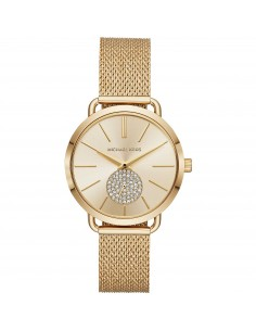 Michael Kors orologio donna Portia. In acciaio inossidabile di colore oro MK3844