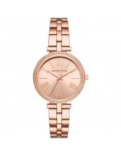 Michael Kors orologio donna Maci. In acciaio inossidabile di colore rose gold. MK3904