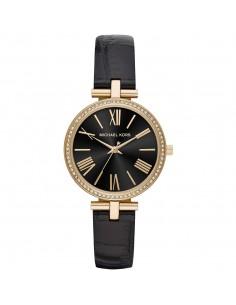 Michael Kors orologio donna Maci. Quadrante di colore nero MK2789