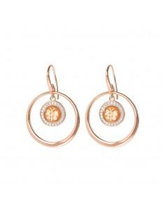 Bronzallure Orecchini Limited Cameo Rose Gold WSBZ01662.CA