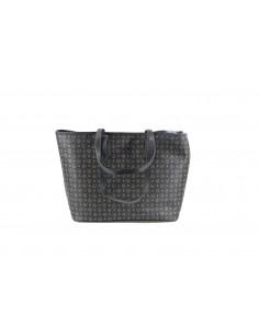 Pollini Borsa Shopping Nero + Nero 29X46X14 - TE8427PP06Q1100A