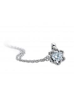 BIBIGI' collana diamante VOGUE kt. 0.28