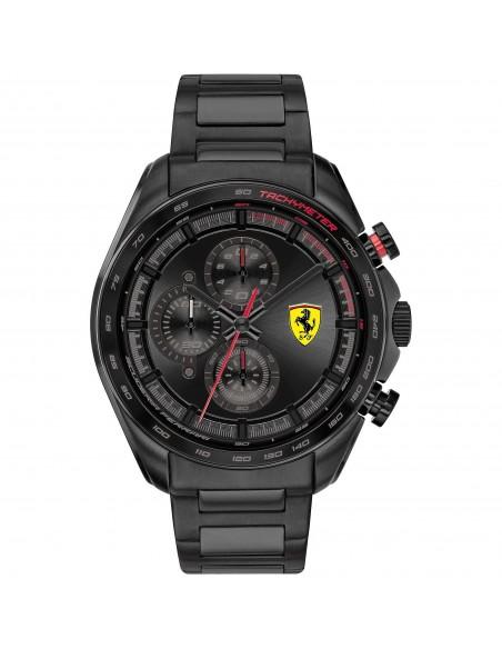 Orologio Ferrari speedracer nero - FER0830654