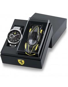 Orologio Ferrari speedracer acciaio con gift set - FER0870037