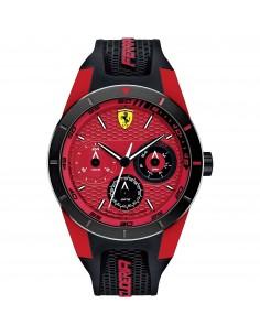Orologio Ferrari redrev t rosso e nero - FER0830255