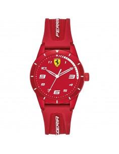 Orologio Ferrari redrev rosso con dettagli bianchi - FER0860010
