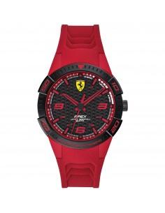 Orologio Ferrari apex rosso con dettagli neri - FER0840033