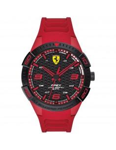 Orologio Ferrari apex nero e rosso - FER0830664