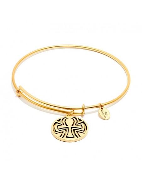 bracciale CHRYSALIS TALISMANO croce di ankh - gold