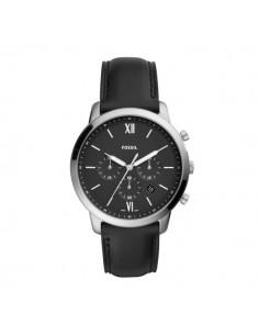 Fossil orologio uomo Neutra Chromo - colore nero - FS5452