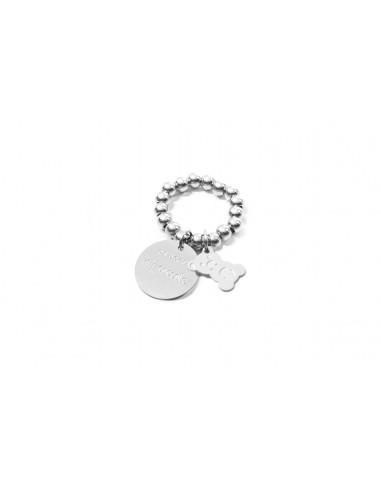 anello 10 Buoni Propositi DA OGGI più coccole