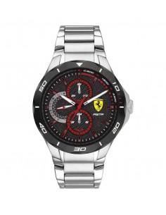 Orologio Ferrari pista acciaio - FER0830726