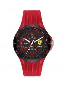 Orologio Ferrari pista rosso e nero - FER0830723