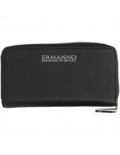 ERMANO SCERVINO portafoglio giovanna winter plain nero