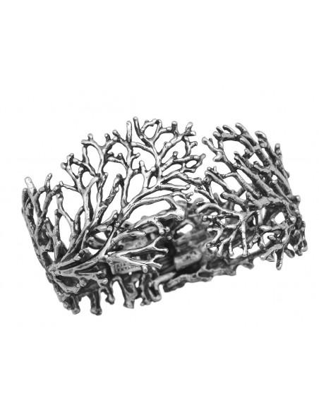 Bracciale argento CORAL Giovanni RASPINI