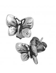 Orecchini argento mini FARFALLA Giovanni RASPINI