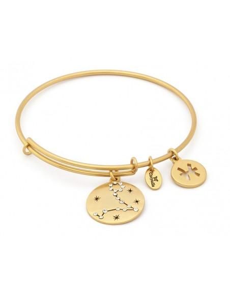 bracciale CHRYSALIS ZODIACO pesci - gold