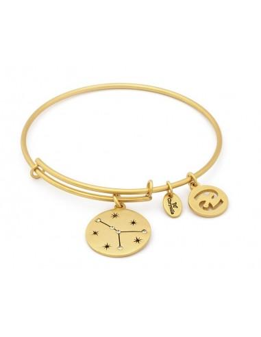 bracciale CHRYSALIS ZODIACO cancro - gold
