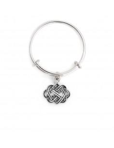 anello CHRYSALIS ENERGIA amore eterno - silver
