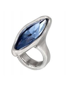 anello UNO DE 50 Aurora mismo - azzurro XL