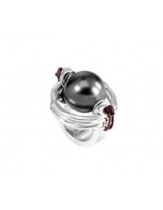 anello UNO DE 50 De Perlas M