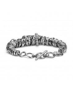 bracciale argento infinity