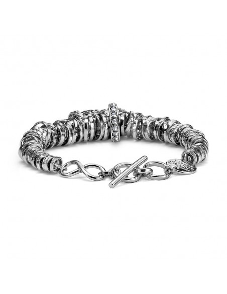 bracciale argento M.C.STERLING infinity