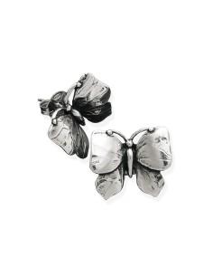 Orecchini argento Farfalla Giovanni RASPINI