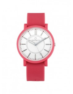orologio OPS!OBJECT POSH rosso