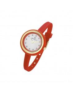 orologio OPS!OBJECT BON BON rosso