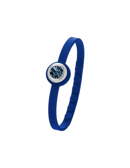 bracciale OPS!OBJECT GEM blue-blue