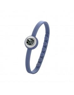 bracciale OPS!OBJECT GEM blue-grigio