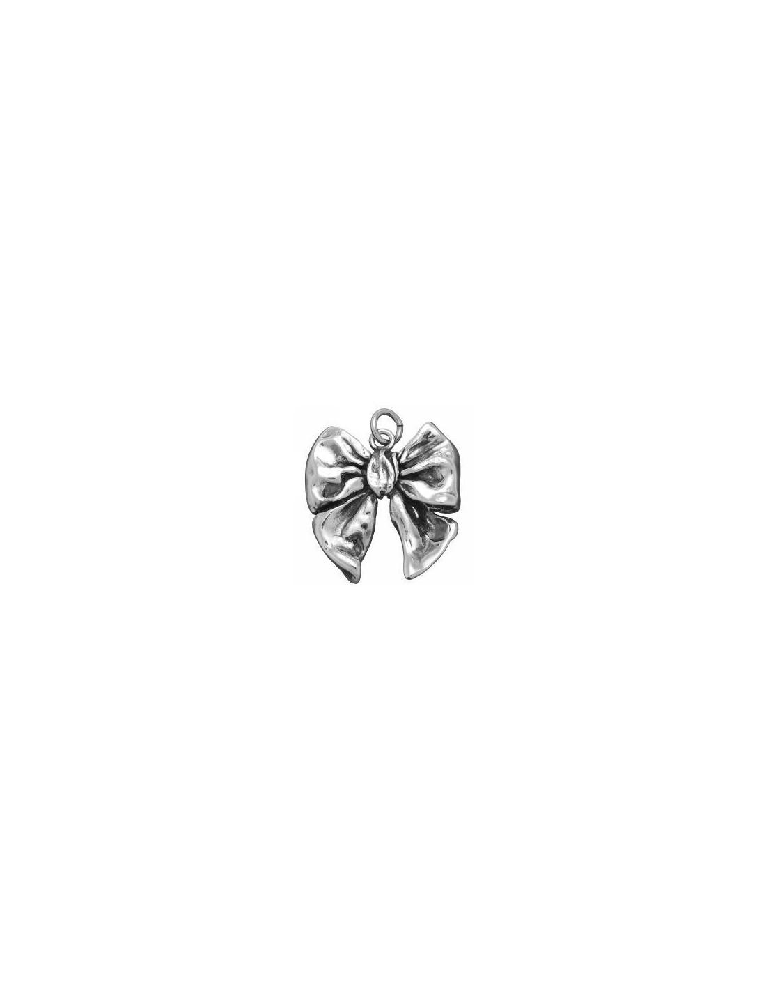 codice promozionale 494cf 0851d Ciondolo argento Fiocco grande Giovanni RASPINI