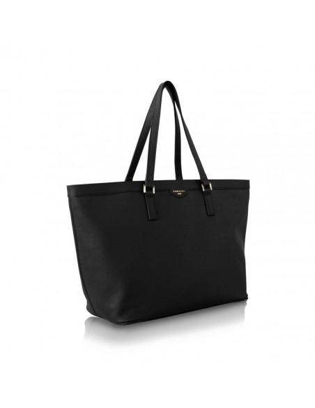 borsa POMIKAKI modello ALLEGRA colore black