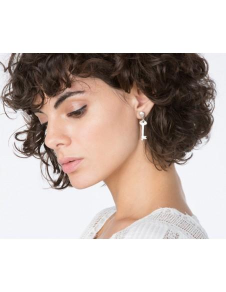 orecchini UNO DE 50 En tu casa o en la mía
