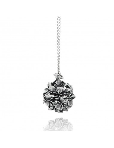 prezzo di fabbrica 818a5 6d9d7 Pendente argento boule Farfalle Giovanni RASPINI