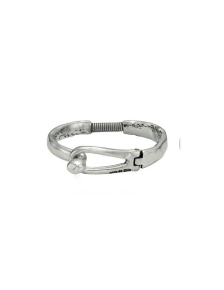 bracciale UNO DE 50 pulsera de trapo