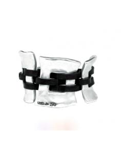 bracciale UNO DE 50 ovillo de plata