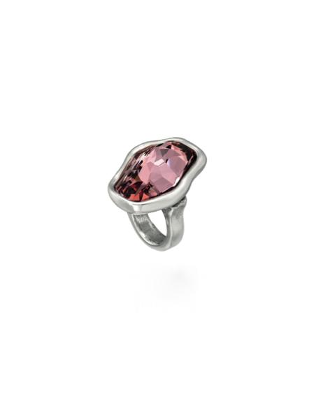 anello UNO DE 50 flash rosè