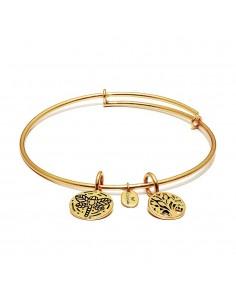 bracciale CHRYSALIS LIFE albero della vita - gold