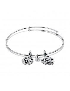 bracciale CHRYSALIS LIFE speranza - silver