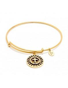 bracciale CHRYSALIS TALISMANO croce - gold
