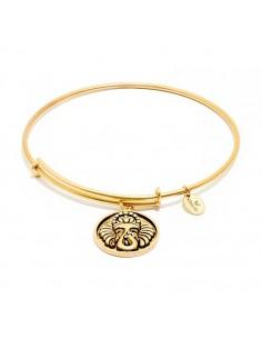 bracciale CHRYSALIS TALISMANO lucky ganesh - gold